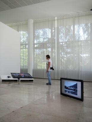 Travelling Communiqué project at Museum of Yugoslav History Belgrade